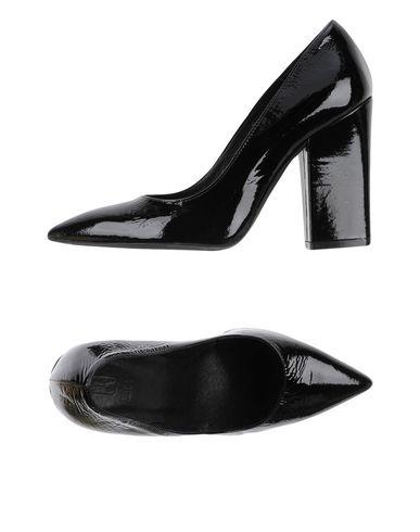 Aniye By   Черный Женские черные туфли ANIYE BY эффект лакировки   Clouty