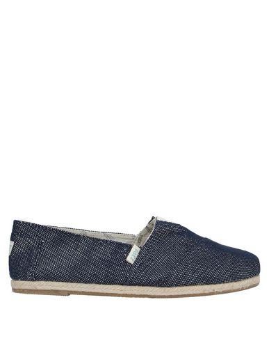 Paez   Темно-синий Женские темно-синие эспадрильи PAEZ логотип   Clouty