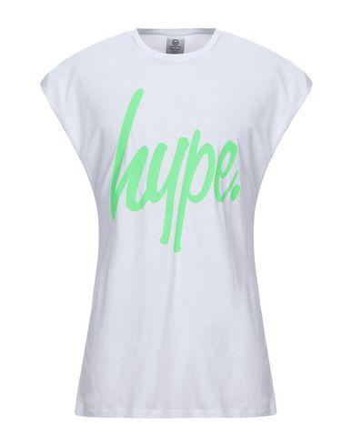 Hype | Белый Мужская белая футболка HYPE джерси | Clouty