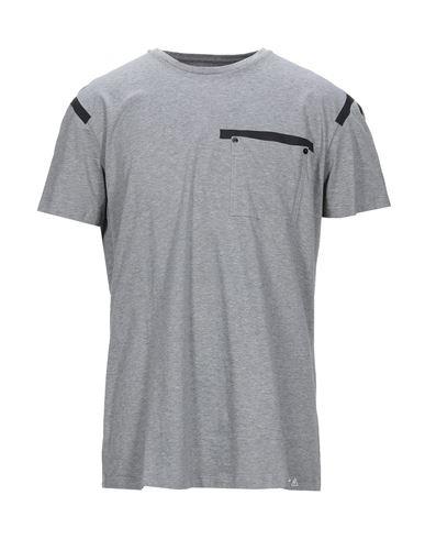 Pmds Premium Mood Denim Superior   Серый; Белый; Черный Мужская серая футболка PMDS PREMIUM MOOD DENIM SUPERIOR джерси   Clouty