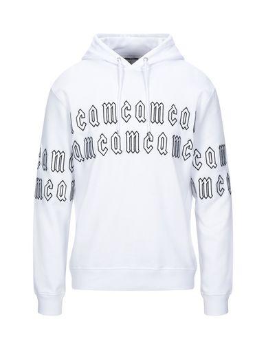 McQ Alexander Mcqueen | Белый Мужская белая толстовка McQ Alexander McQueen логотип | Clouty