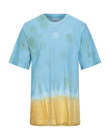 Pmds Premium Mood Denim Superior | Лазурный Мужская лазурная футболка PMDS PREMIUM MOOD DENIM SUPERIOR джерси | Clouty