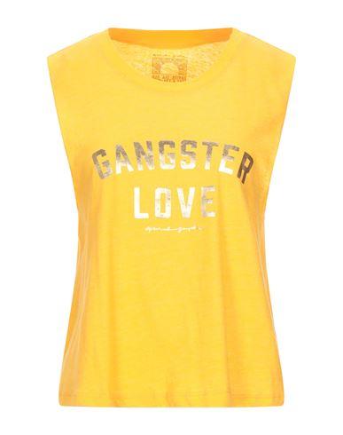 Spiritual Gangster   Оранжевый Женская оранжевая футболка SPIRITUAL GANGSTER джерси   Clouty