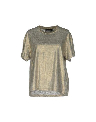 Golden Goose Deluxe Brand | Серый Женская серая футболка HAUS GOLDEN GOOSE джерси | Clouty