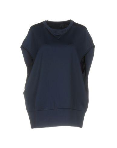 Golden Goose Deluxe Brand | Темно-синий Женская темно-синяя футболка HAUS GOLDEN GOOSE Неопрен | Clouty