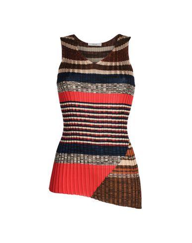 CELINE | Женский бежевый свитер CELINE Вязаное изделие | Clouty