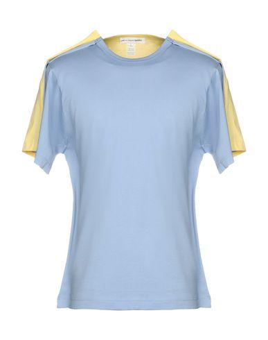 Comme Des Garçons Shirt | Сиреневый Мужская сиреневая футболка COMME des GARCONS SHIRT Джерси | Clouty
