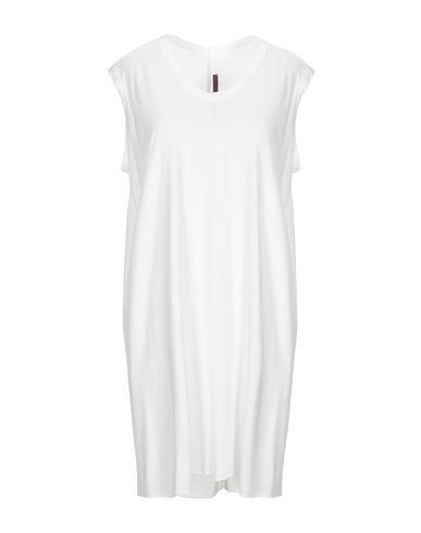 Rick Owens Lilies   Белый Женская белая футболка RICK OWENS LILIES джерси   Clouty