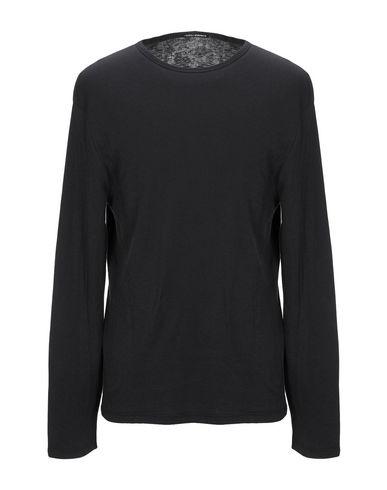 Isabel Benenato | Черный Мужская черная футболка ISABEL BENENATO джерси | Clouty
