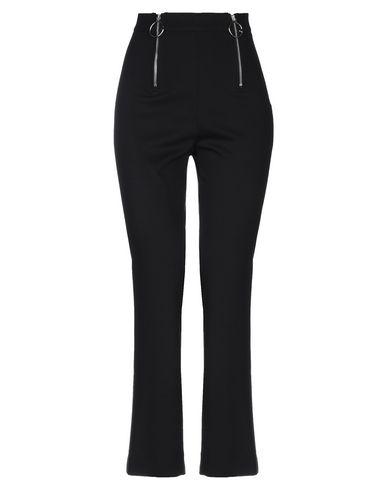 Gaëlle | Черный Женские черные повседневные брюки GAeLLE Paris джерси | Clouty