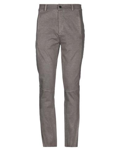 Peuterey | Темно-коричневый Мужские темно-коричневые повседневные брюки PEUTEREY вязаное изделие | Clouty