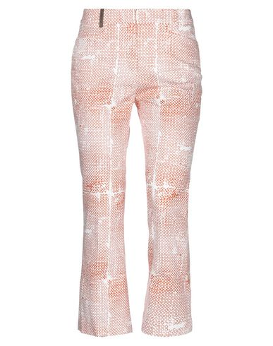 Peserico | Коричневый Женские коричневые повседневные брюки PESERICO плотная ткань | Clouty