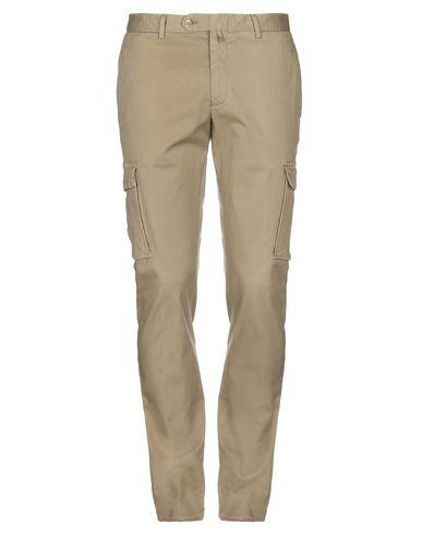 Maestrami | Хаки Мужские повседневные брюки MAESTRAMI твил | Clouty