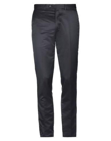 Maestrami   Темно-синий Мужские темно-синие повседневные брюки MAESTRAMI Cerimonia атлас   Clouty