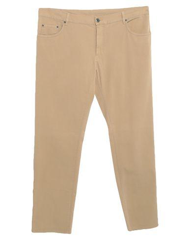 Marina Yachting | Песочный Мужские песочные повседневные брюки MARINA YACHTING плотная ткань | Clouty