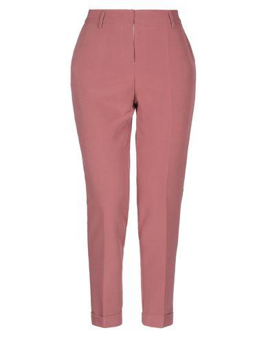 (A.S.A.P.) | Пастельно-розовый Женские повседневные брюки (A.S.A.P.) плотная ткань | Clouty
