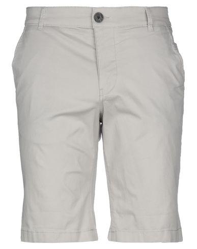 Selected Homme | Светло-серый; Темно-синий; Черный Мужские светло-серые повседневные шорты SELECTED HOMME плотная ткань | Clouty