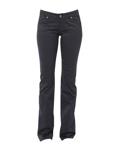 Tejido | Темно-синий Женские темно-синие повседневные брюки TEJIDO плотная ткань | Clouty