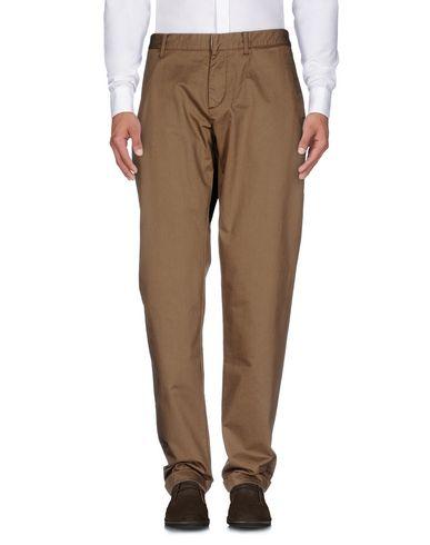 Peuterey | Хаки Мужские повседневные брюки PEUTEREY твил | Clouty