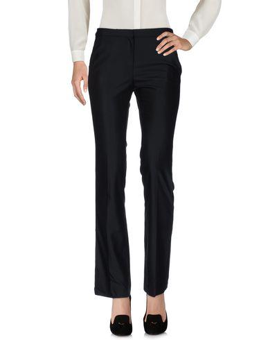 Maje | Черный Женские черные повседневные брюки MAJE Атлас | Clouty