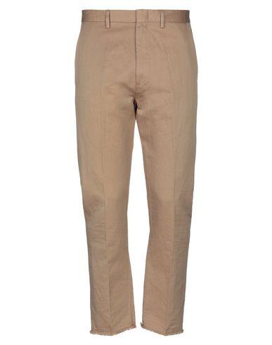 Pence | Бежевый Мужские бежевые джинсовые брюки PENCE тёмный деним | Clouty