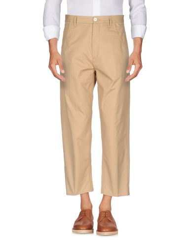 Pence   Хаки Мужские повседневные брюки PENCE Плотная ткань   Clouty