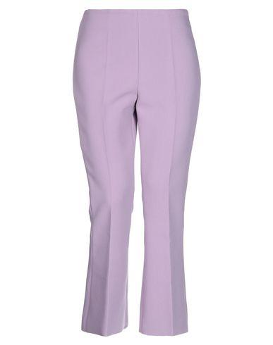 Jucca   Сиреневый; Красный Женские сиреневые повседневные брюки JUCCA креп   Clouty