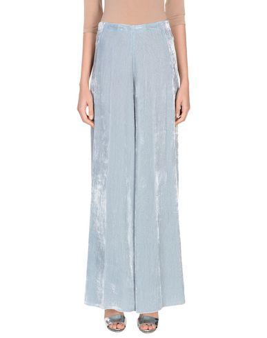 Jucca | Небесно-голубой Женские повседневные брюки JUCCA синель | Clouty