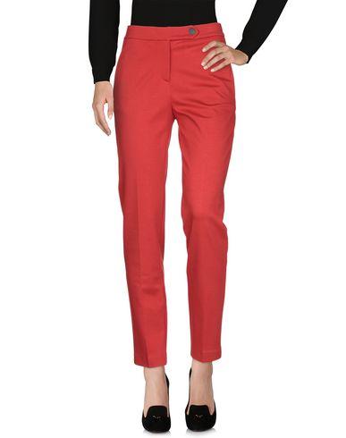 Jucca   Красный Женские красные повседневные брюки JUCCA джерси   Clouty