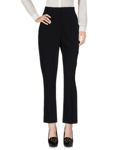 Jucca | Черный Женские черные повседневные брюки JUCCA химическое волокно | Clouty