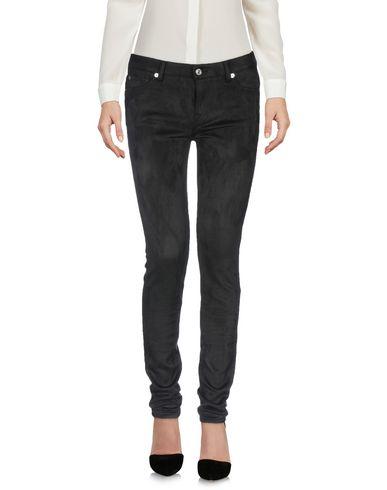 7 For All Mankind | Черный Женские черные повседневные брюки 7 FOR ALL MANKIND Химическое волокно | Clouty