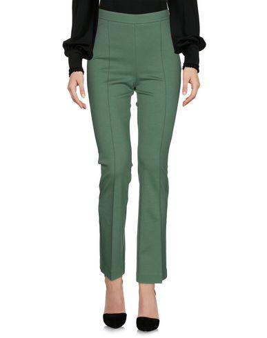 Jucca | Зеленый-милитари Женские повседневные брюки JUCCA Джерси | Clouty