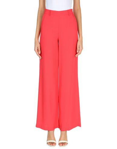 Atos Lombardini | Красный; Белый; Розовый Женские красные повседневные брюки ATOS LOMBARDINI Шелк-кади | Clouty