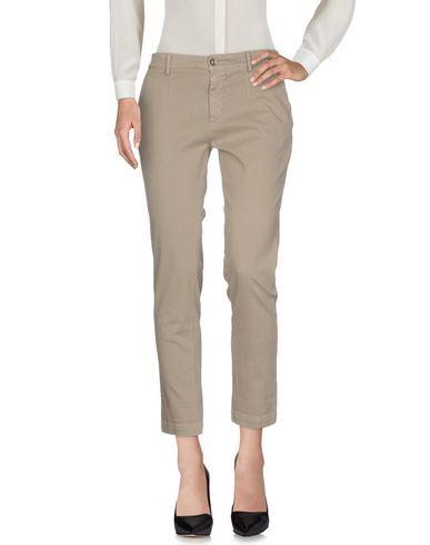 40WEFT | Светло-серый Женские светло-серые повседневные брюки 40WEFT плотная ткань | Clouty