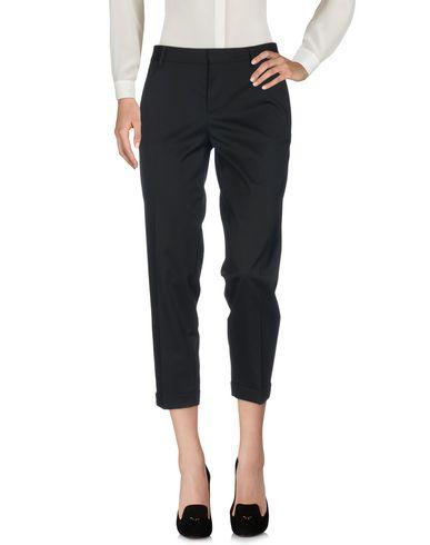 DSQUARED2   Черный Женские черные повседневные брюки DSQUARED2 шерстяной муслин   Clouty