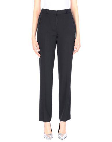GIVENCHY | Черный Женские черные повседневные брюки GIVENCHY шерстяной муслин | Clouty