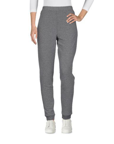 Armani Jeans | Серый Женские серые повседневные брюки ARMANI JEANS флис | Clouty