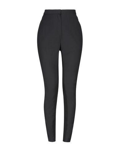 By Malene Birger | Черный Женские черные повседневные брюки BY MALENE BIRGER плотная ткань | Clouty