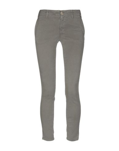 The Great. | Зеленый-милитари Женские повседневные брюки THE GREAT. плотная ткань | Clouty