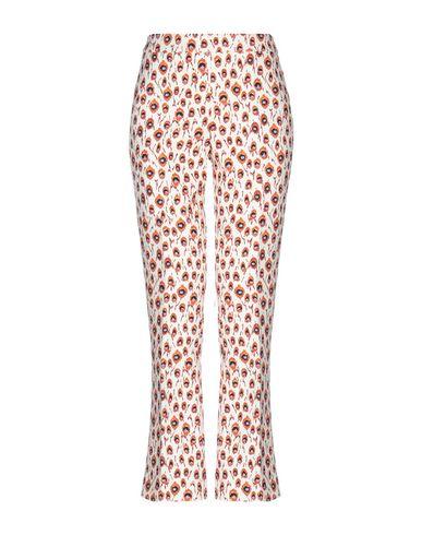 Giambattista Valli | Бежевый Женские бежевые повседневные брюки GIAMBATTISTA VALLI креп | Clouty
