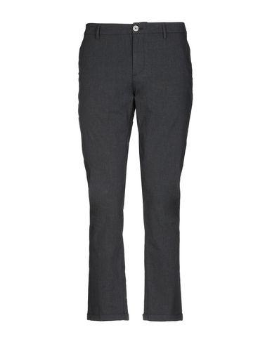 Pence | Стальной серый Мужские повседневные брюки PENCE плотная ткань | Clouty