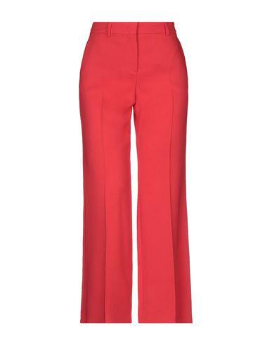 Emilio Pucci   Красный Женские красные повседневные брюки EMILIO PUCCI креп   Clouty