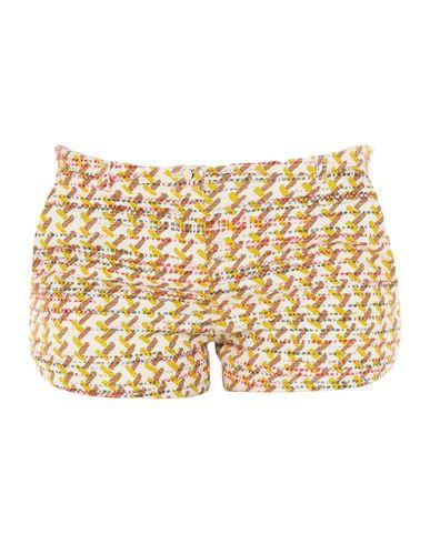 Ba&Sh | Слоновая кость Женские повседневные шорты BA&SH жаккардовая ткань | Clouty