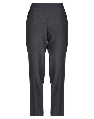 Alberto Biani | Стальной серый Женские повседневные брюки ALBERTO BIANI фланель | Clouty