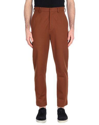 Pringle Of Scotland | Коричневый Мужские коричневые повседневные брюки PRINGLE OF SCOTLAND плотная ткань | Clouty