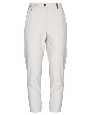 Peserico | Бежевый Женские бежевые повседневные брюки PESERICO плотная ткань | Clouty