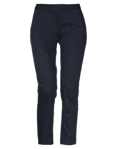 ..,Merci | Темно-синий Женские темно-синие повседневные брюки ..,MERCI твил | Clouty