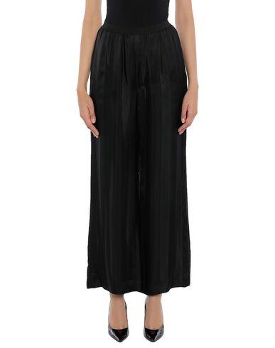 Marc Jacobs   Черный Женские черные повседневные брюки MARC JACOBS атлас   Clouty