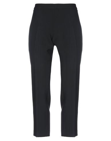 Alberto Biani | Черный Женские черные повседневные брюки ALBERTO BIANI плотная ткань | Clouty
