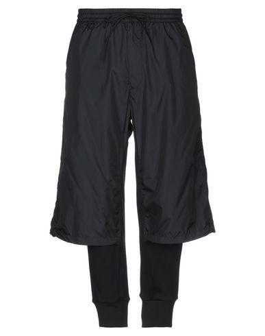 Y-3 | Черный Мужские черные повседневные брюки Y-3 техническая ткань | Clouty